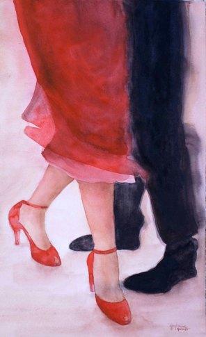 PRIX GEORGES MERARD : Guylaine QUINET pour le n° 174 « Tango »