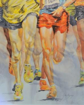 """PRIX DU THEME Offert par le GAB Didier GEORGES pour n° 115 """"Marathon du Beaujolais"""""""