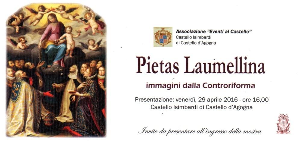 Pietas Laumellina invito