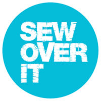 A PDF PATTERN OF CHOICE FROM SEW OVER IT