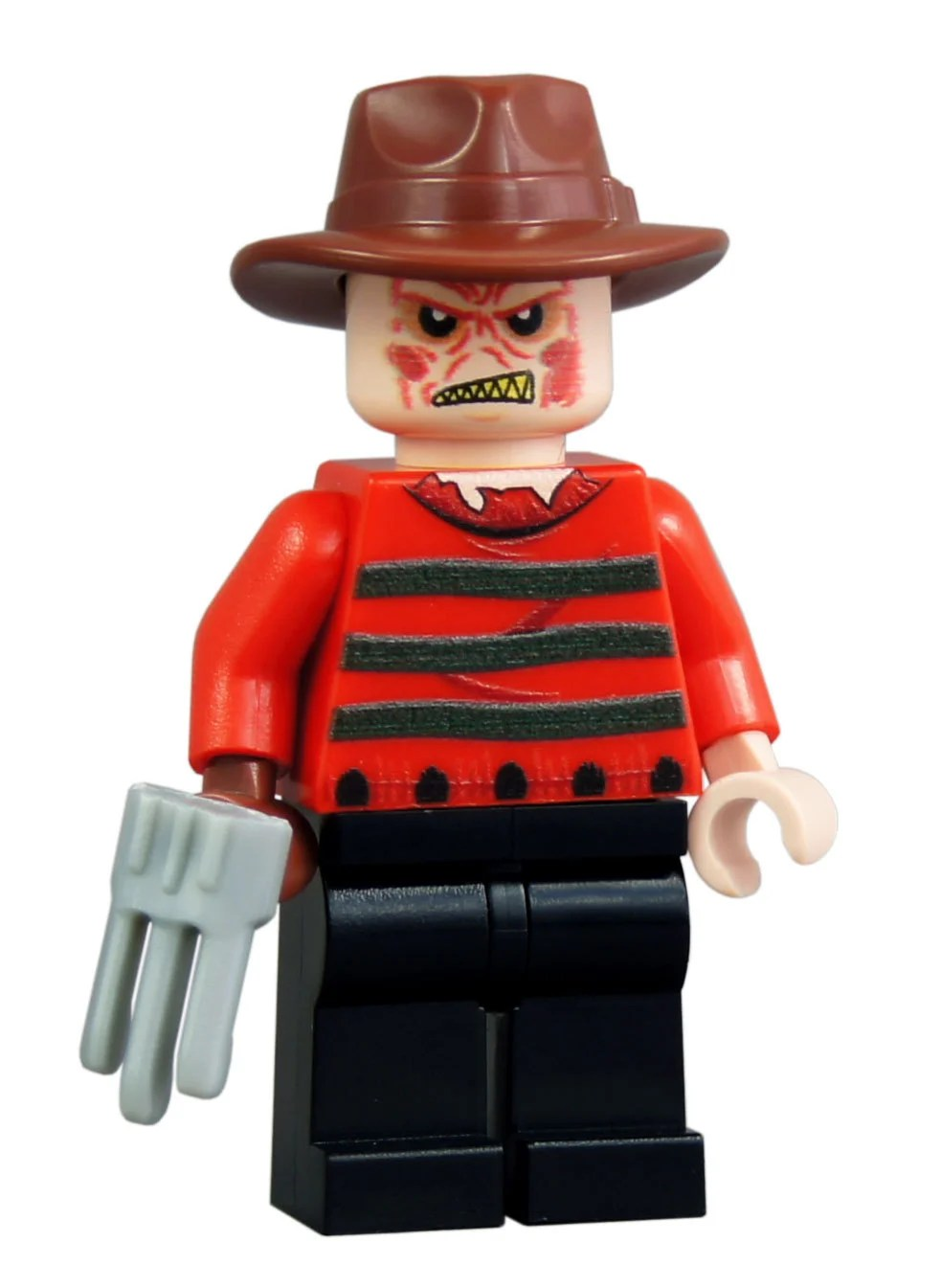 Freaky Friday Tiny Nightmare Custom Lego Minifigures