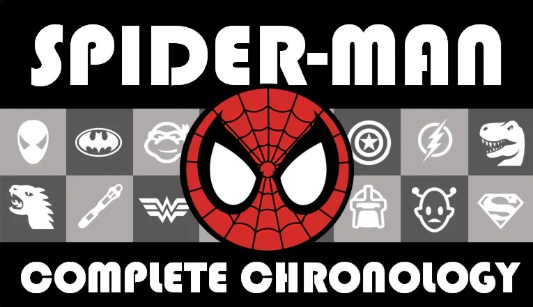 Spider-Man Complete Chronology Update 16