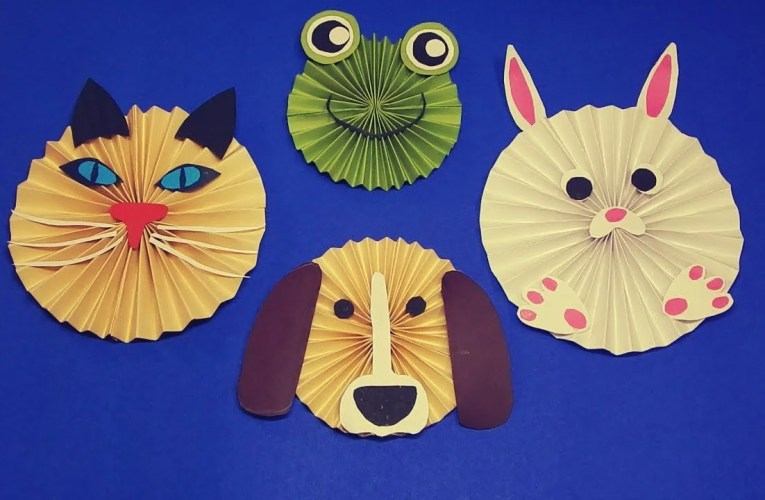 Cut To Perfection: Paper Craft Animal Masks