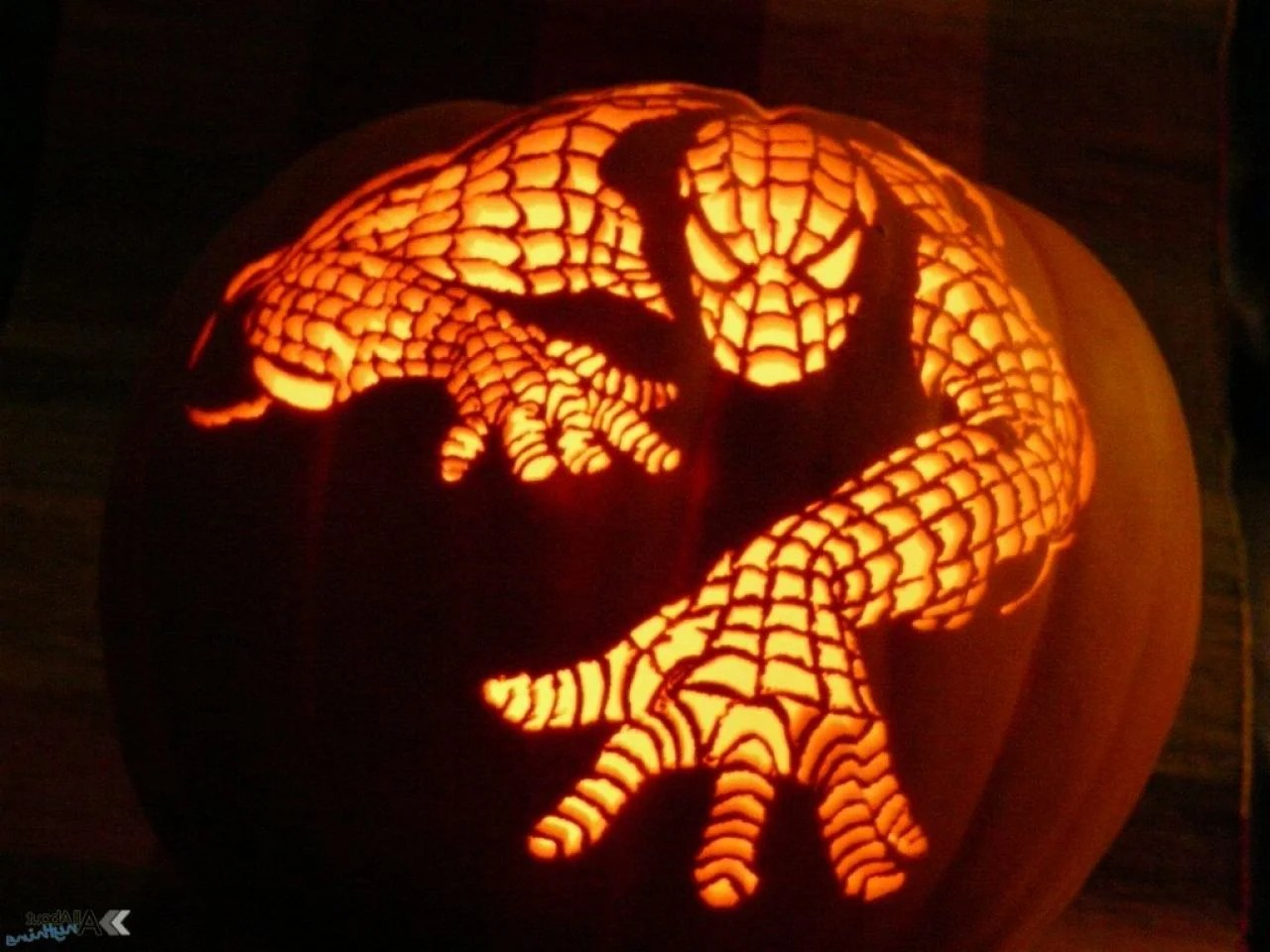 Marvel Superhero Pumpkins Are Here To Save Your Halloween ...