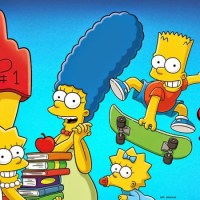"Simpsons Did It!:  ""Homer And Lisa Exchange Cross Words"""