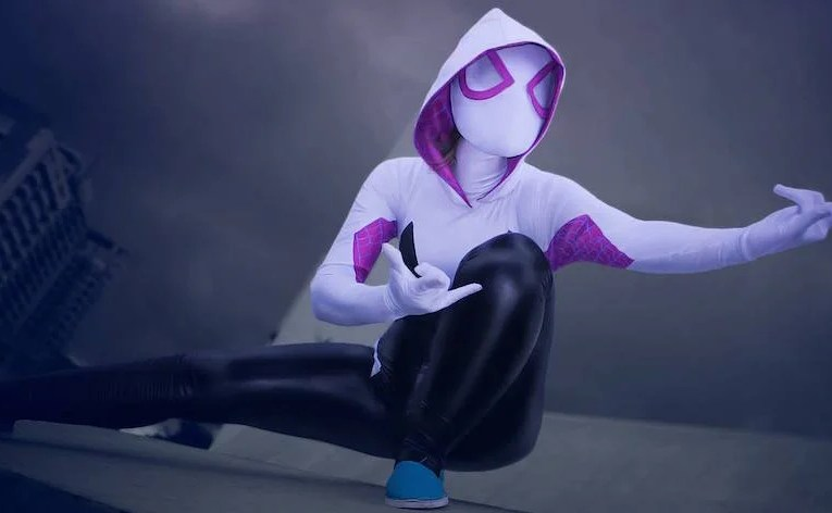 Awesome Cosplay Of The Day: Spider-Gwen