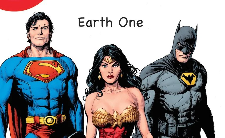 Geek Review:  DC's Earth One