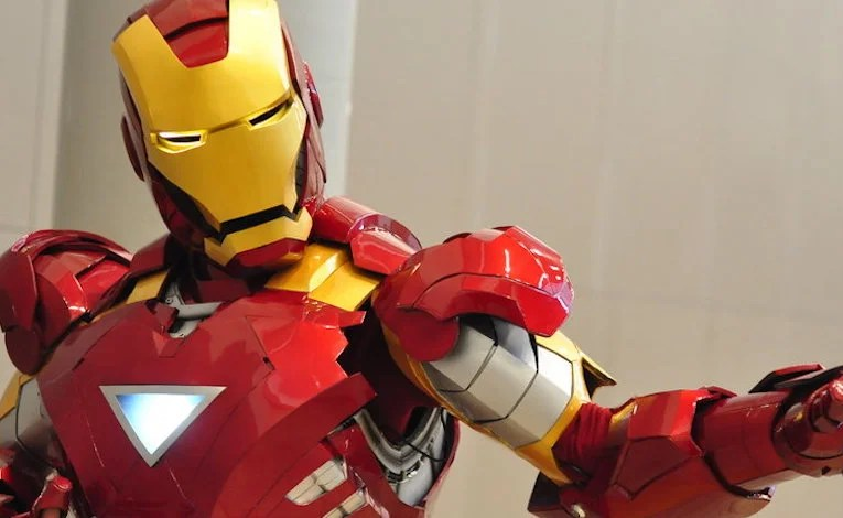 Awesome Cosplay Of The Day: Ironman