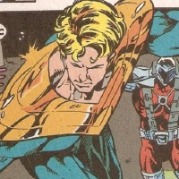 Slightly Misplaced Comic Book Heroes Case Files #66:  Triumph