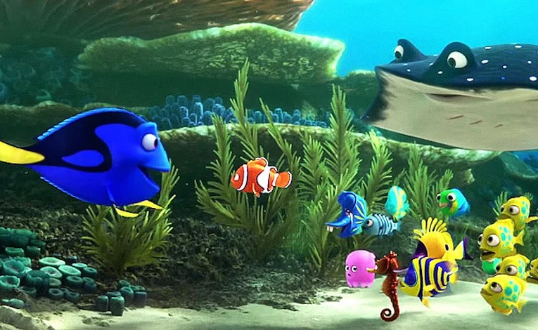 Geek Review:  Finding Dory (NO SPOILERS)