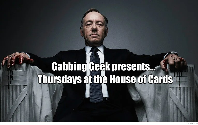 "House Of Cards ""Chapter Forty-Two"""