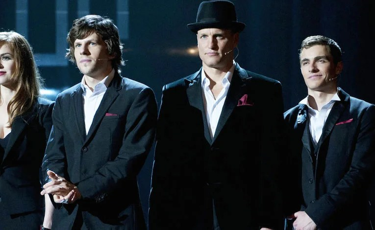 Geek Review:  Now You See Me 1 & 2