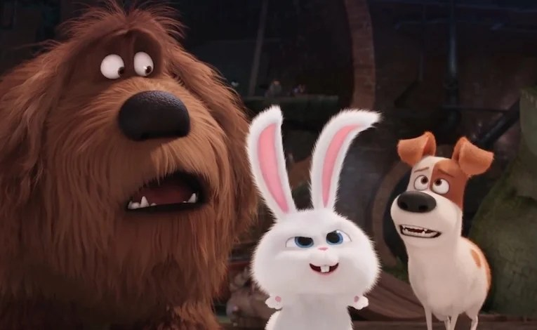 Geek Review:  The Secret Life Of Pets