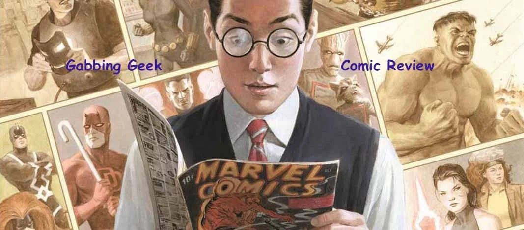 Comic Review:  Black Hammer Volume 2