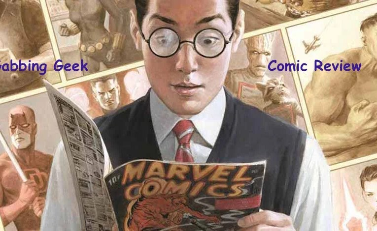 Comic Review:  Jupiter's Circle Volume One