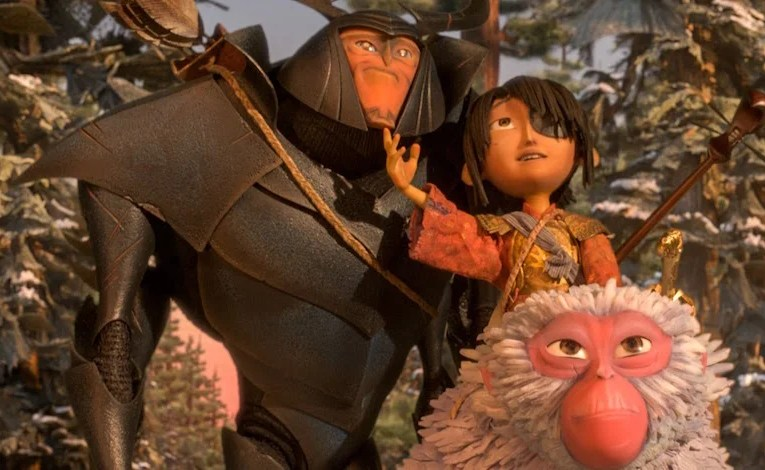 Geek Review:  Kubo And The Two Strings