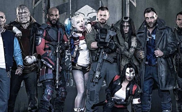 Geek Review:  Suicide Squad (NO SPOILERS)