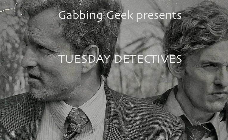 """True Detective """"Now Am Found"""""""