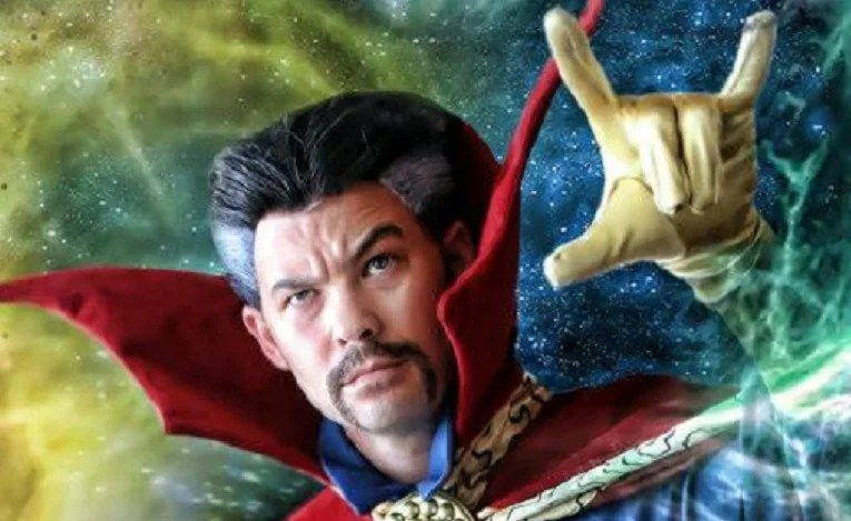 Awesome Cosplay Of the Day: DR STRANGE