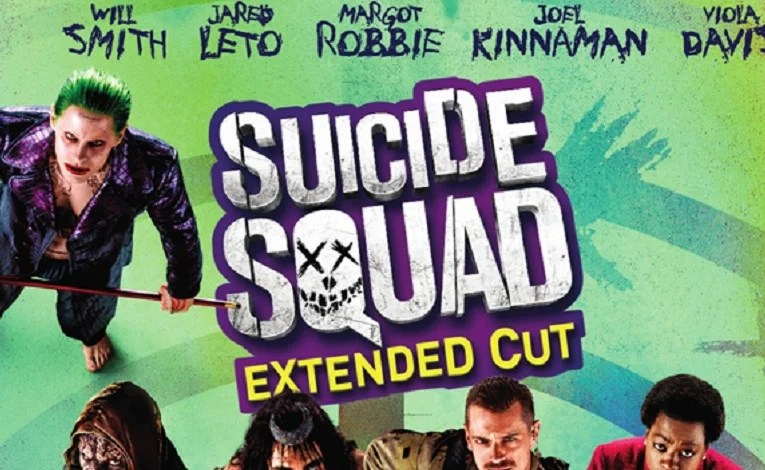 Jared Leto Can Stop Crying, There's Going To Be A Suicide Squad Extended Cut