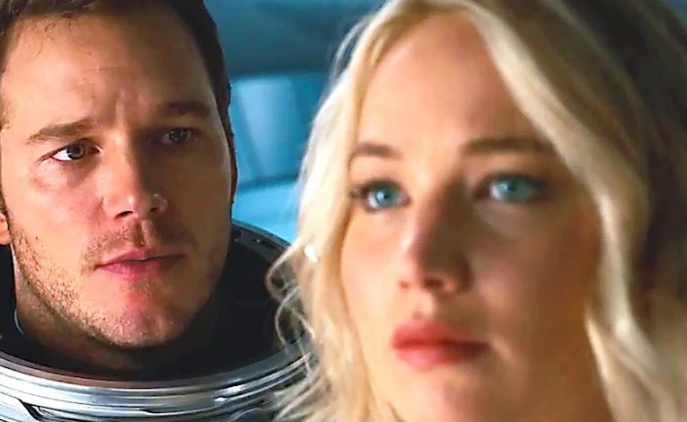 Geek Review And Commentary:  Passengers