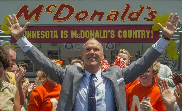 Geek Review:  The Founder
