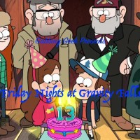 "Gravity Falls ""The Legend Of The Gobblewonker"""