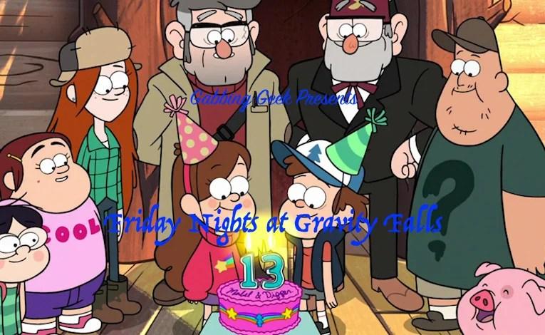 "Gravity Falls ""Weirdmageddon"" Parts 1 – 3"