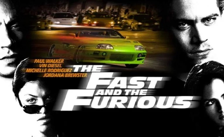 Furious Fridays: The Fast And The Furious