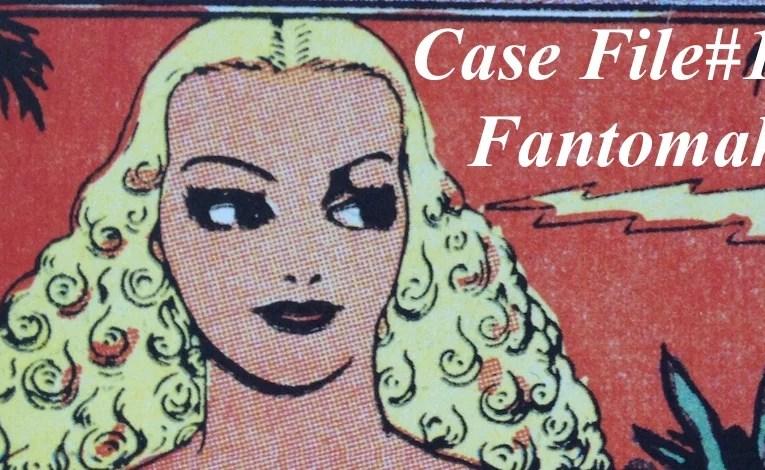 Slightly Misplaced Comic Book Heroes Profile #110:  Fantomah