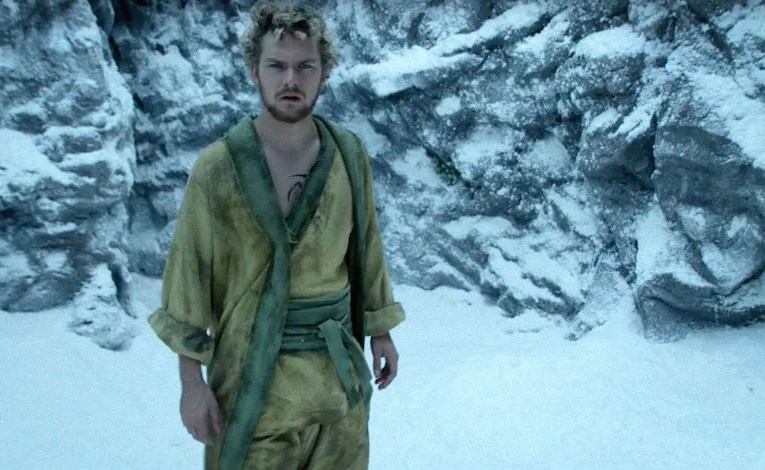 Geek TV Review:  Iron Fist