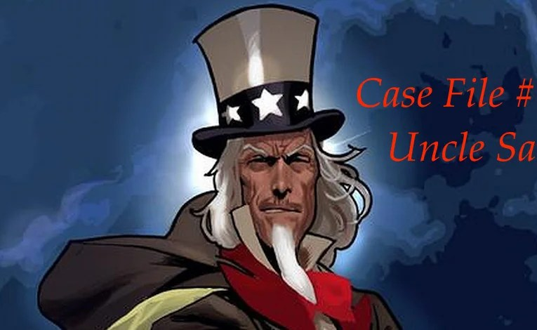 Slightly Misplaced Comic Book Heroes Case File #113:  Uncle Sam