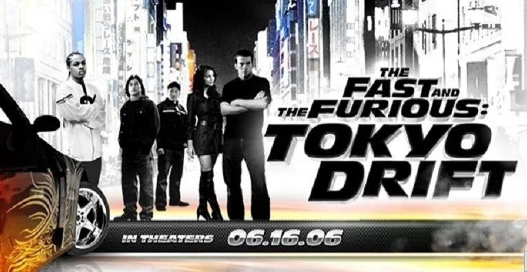 Furious Fridays: The Fast and the Furious: Tokyo Drift
