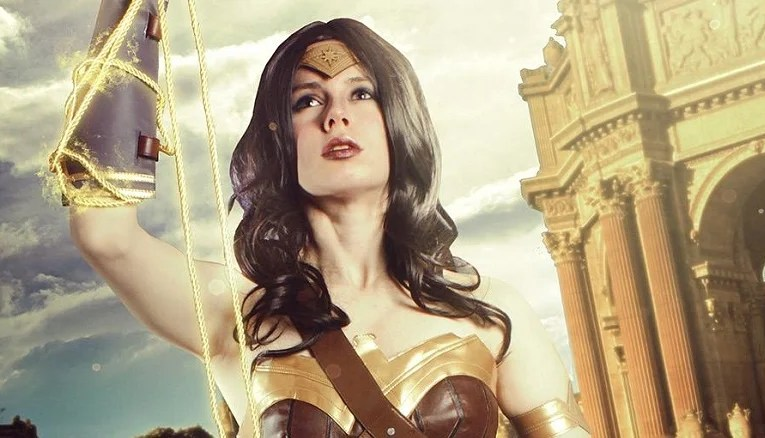 Awesome Cosplay Of the Day: Wonder Woman