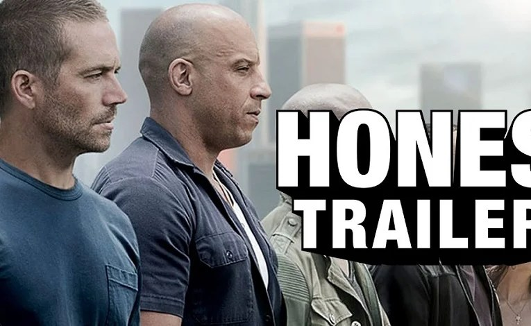Furious Fridays: The Honest Trailers