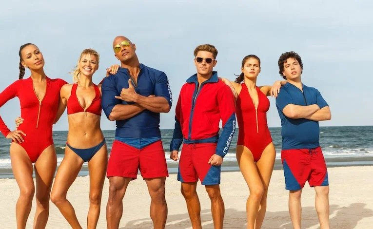 Geek Review:  Baywatch
