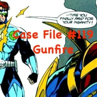 Slightly Misplaced Comic Book Heroes Case File #119:  Gunfire