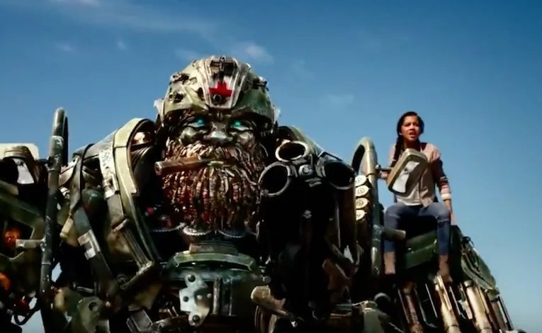 Geek Review:  Transformers:  The Last Knight