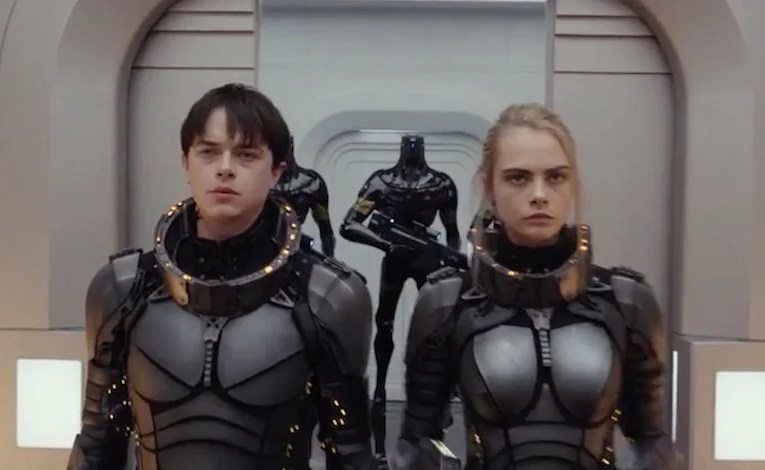 Geek Review: Valerian And The City Of A Thousand Planets
