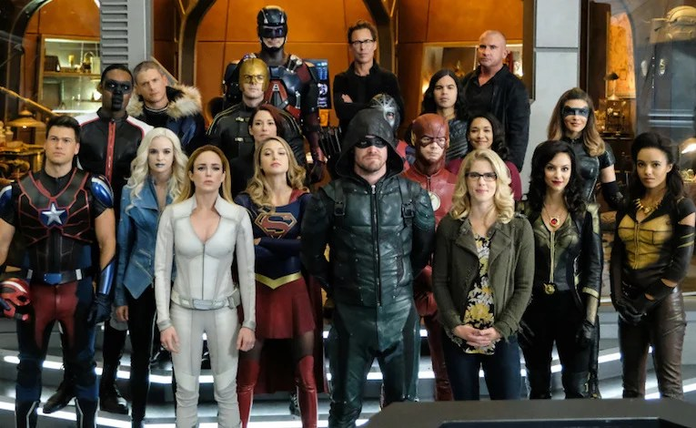 Geek TV Review:  Crisis On Earth-X