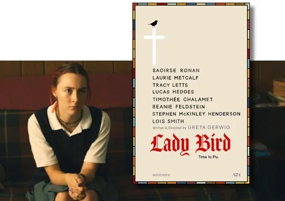Watson Review:  Lady Bird (Spoiler Free)