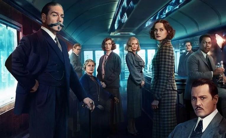 Geek Review:  Murder On The Orient Express
