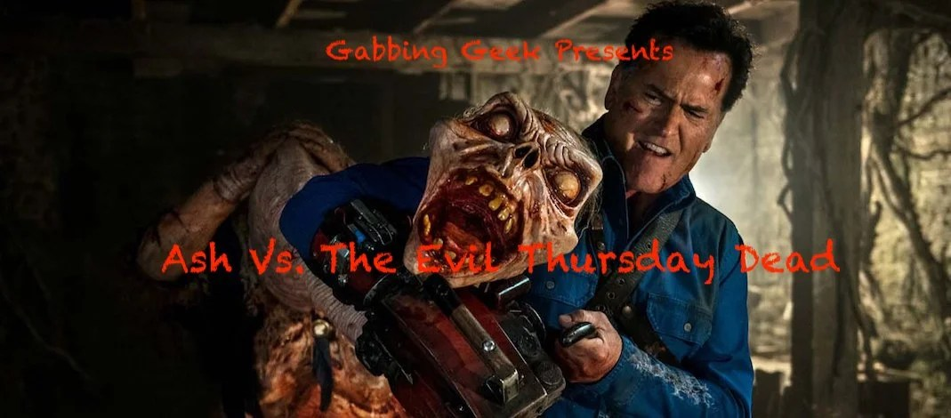 "Ash Vs Evil Dead ""The Mettle Of Man"""