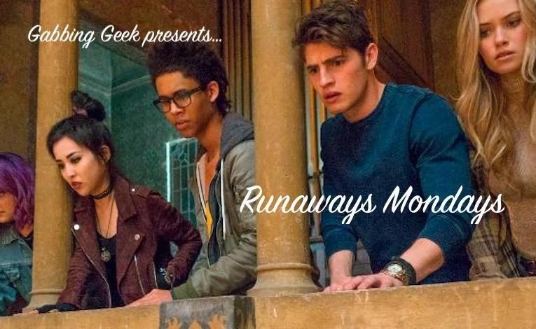 """Runaways """"Hostile"""""""
