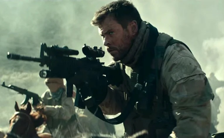 Geek Review:  12 Strong
