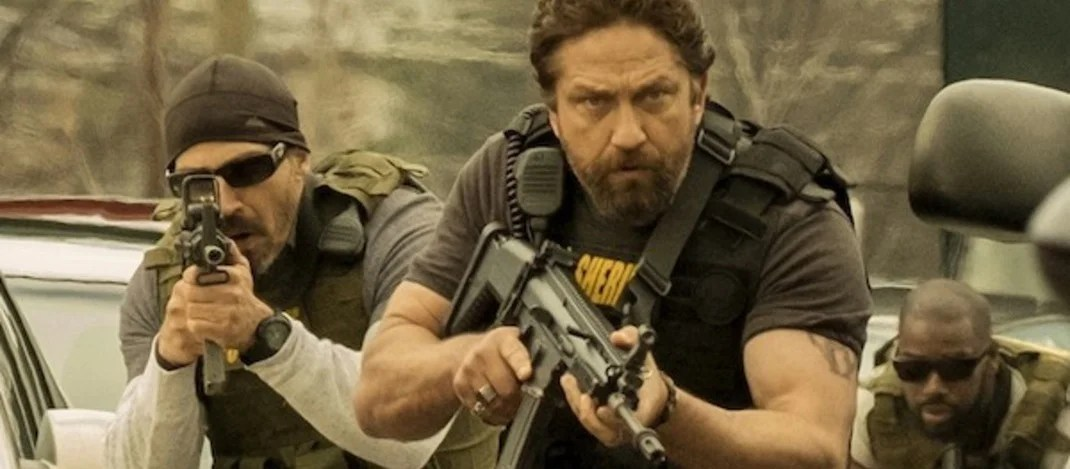 Geek Review:  Den Of Thieves