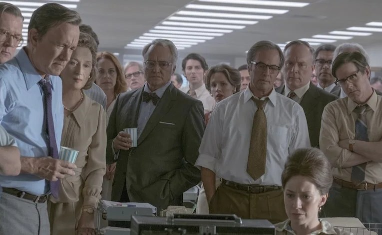 Geek Review:  The Post