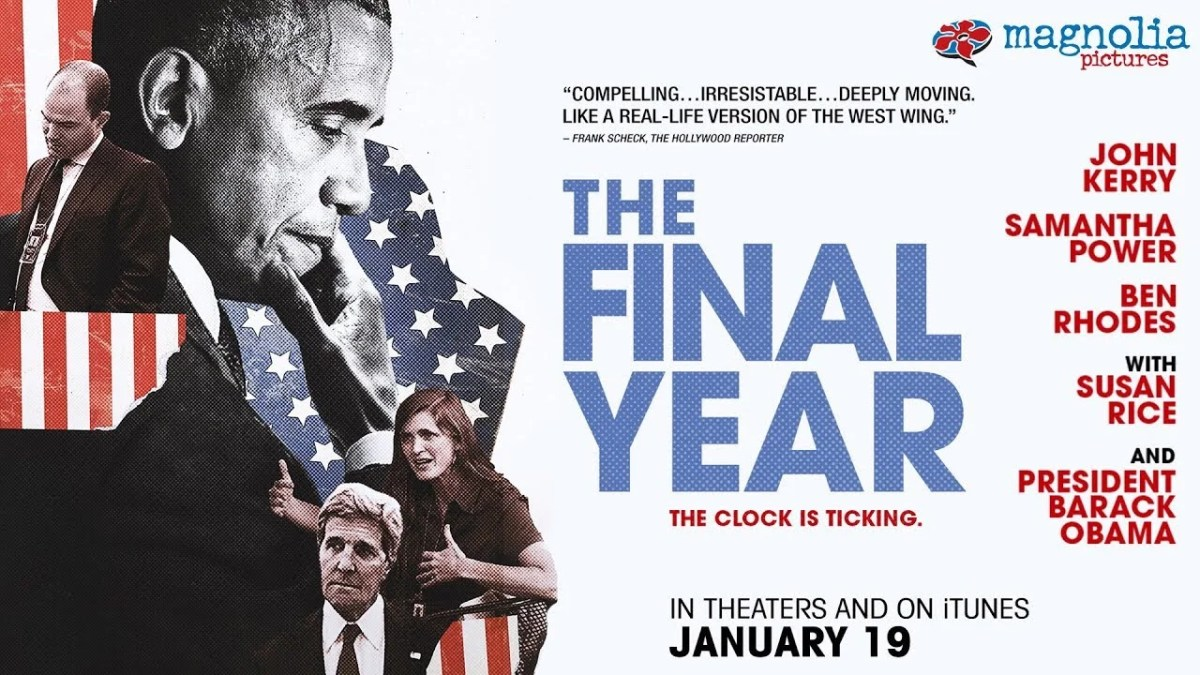 Watson Reviews:  The Final Year