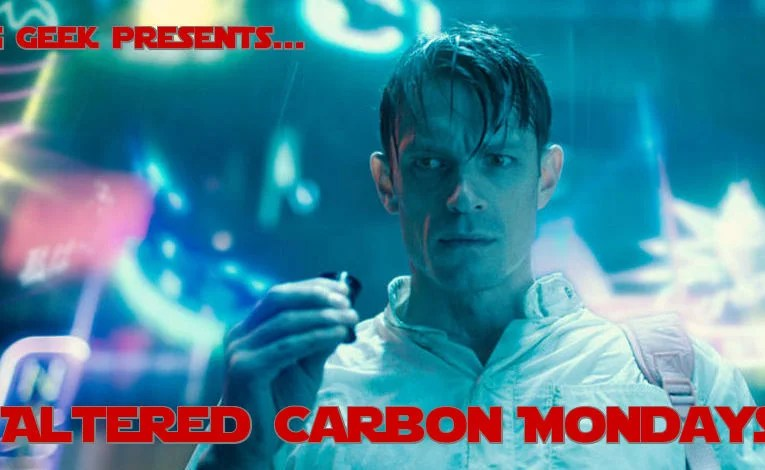 "Altered Carbon ""Nightmare Alley"""