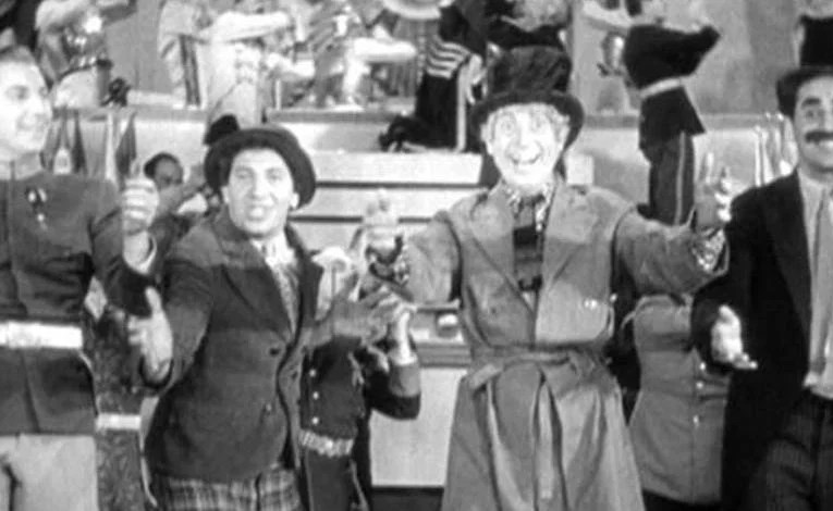 AFI Countdown Challenge #85:  Duck Soup